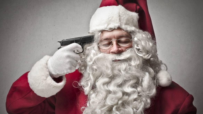 Burn-out du Père Noël : un vrai cas d'école d'épuisement professionnel !