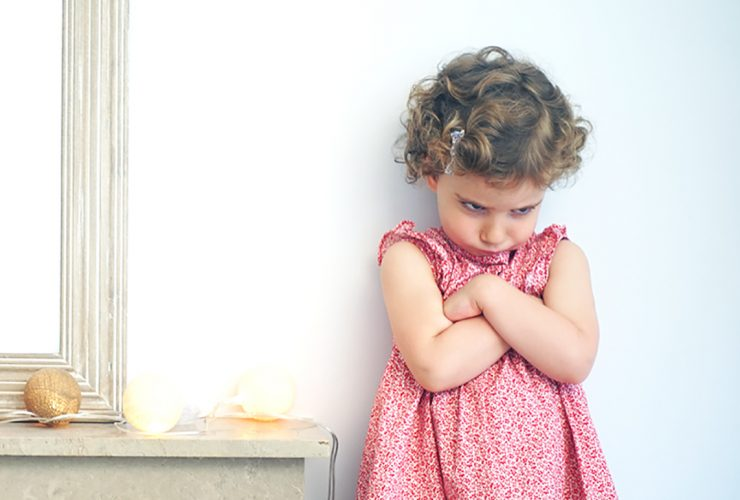 Comment aider son enfant lorsqu'il est en colère ?